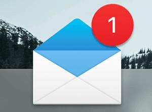 Open e-mail toegangscode auto examens